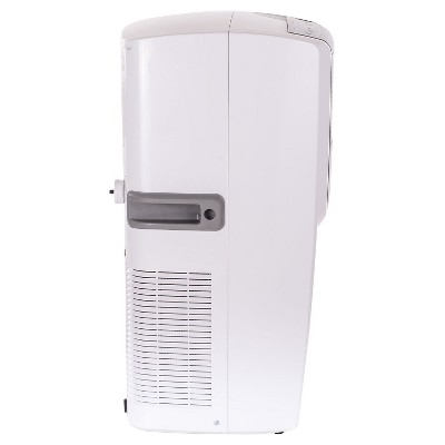 Honeywell - 10000-BTU Portable Air Conditioner with Front Grille and