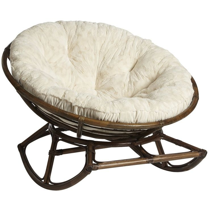 papasan rocking chair | makin over this home!! | pinterest