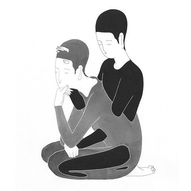 <가까이 more or less>, 2015 #moonassi #무나씨