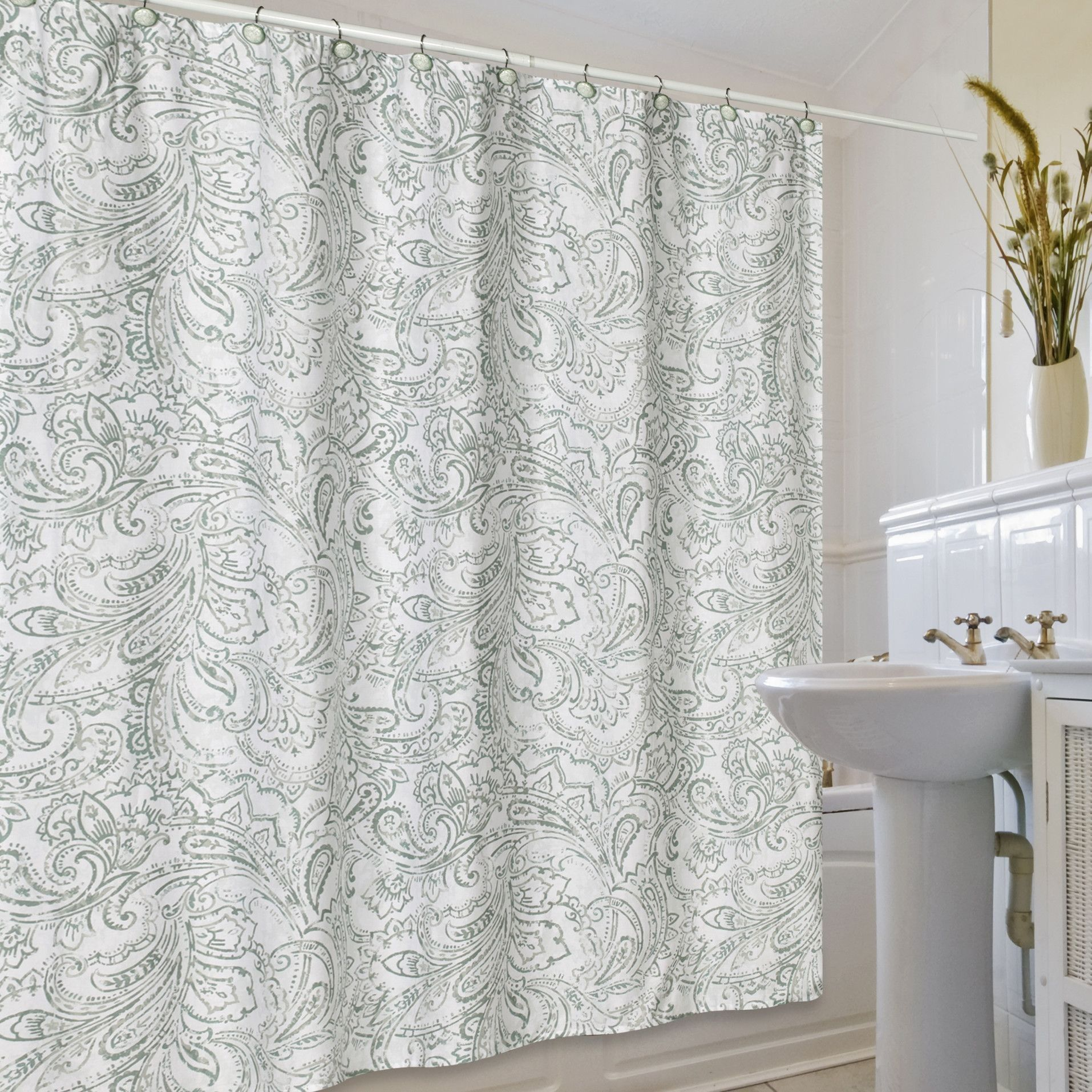 Unique Shower Curtain Ensembles