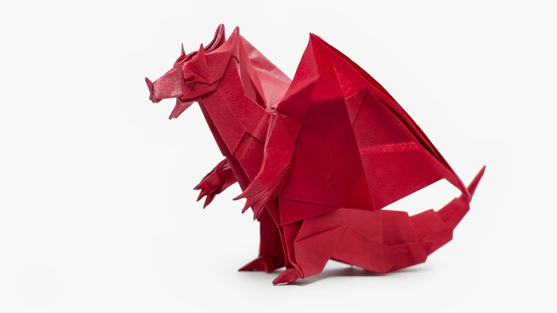 25 Complicated Origami Diagrams Coloring Pages Dragon
