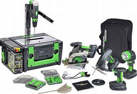 Power8 Workshop The Worlds Only Complete Cordless And Portable