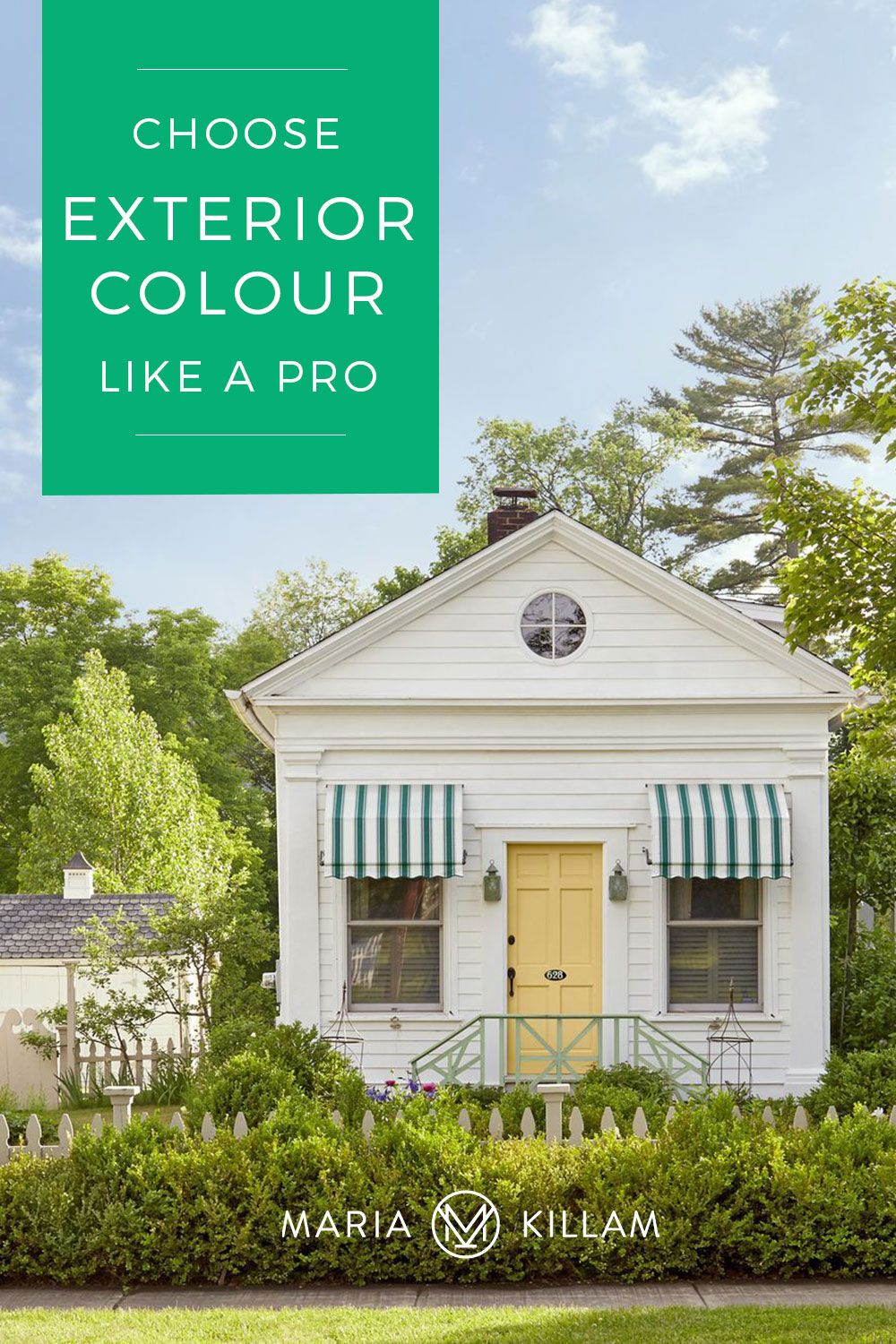 Now Available: Masterclass on Exterior Colour Selection ...