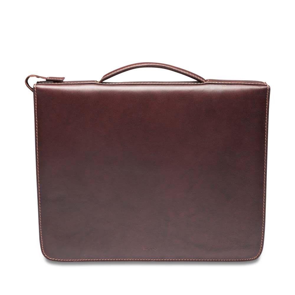f68f50c80d975 Aktenkoffer Herren Leder Handtasche Picard Toscana 8539