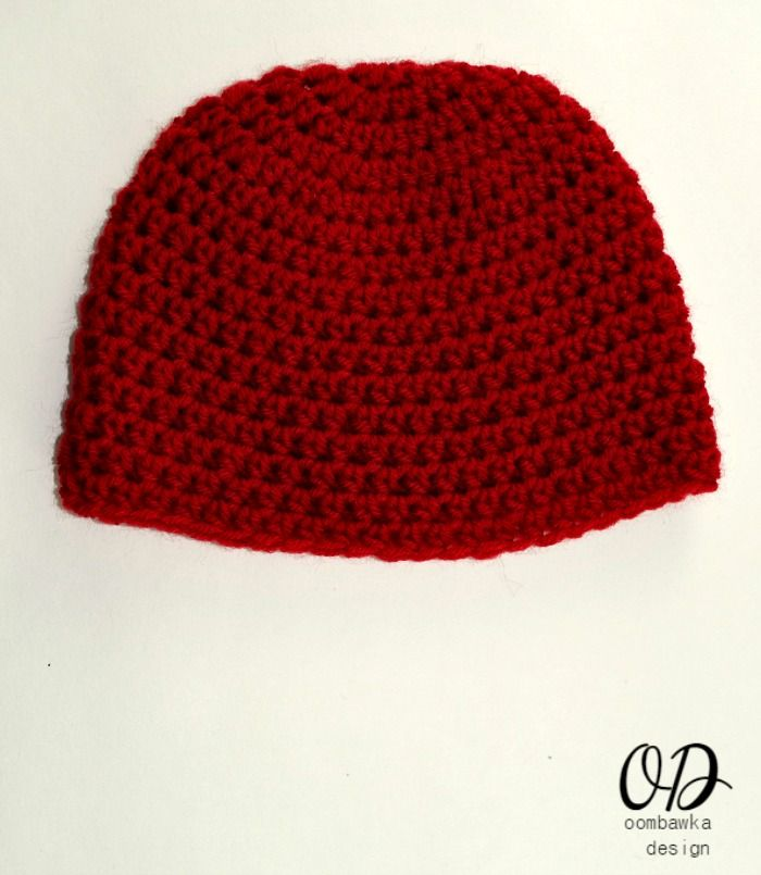 Lightweight Basic Beanie Pattern Preemie To Adult Preemies