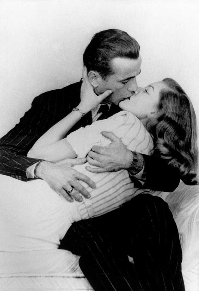 This Is Why Bogie and Bacall Had the Best Love Story, Ever