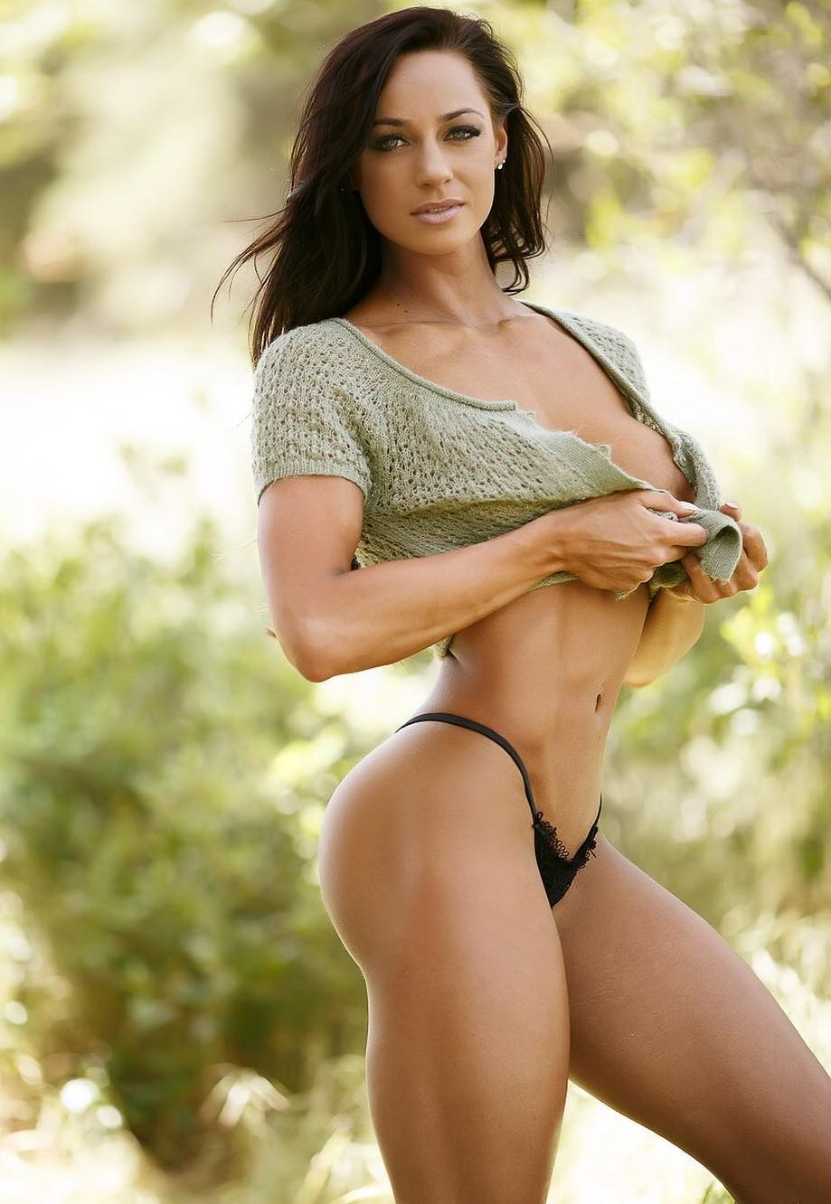 Pin by Female Fitness Models on Amy Quine