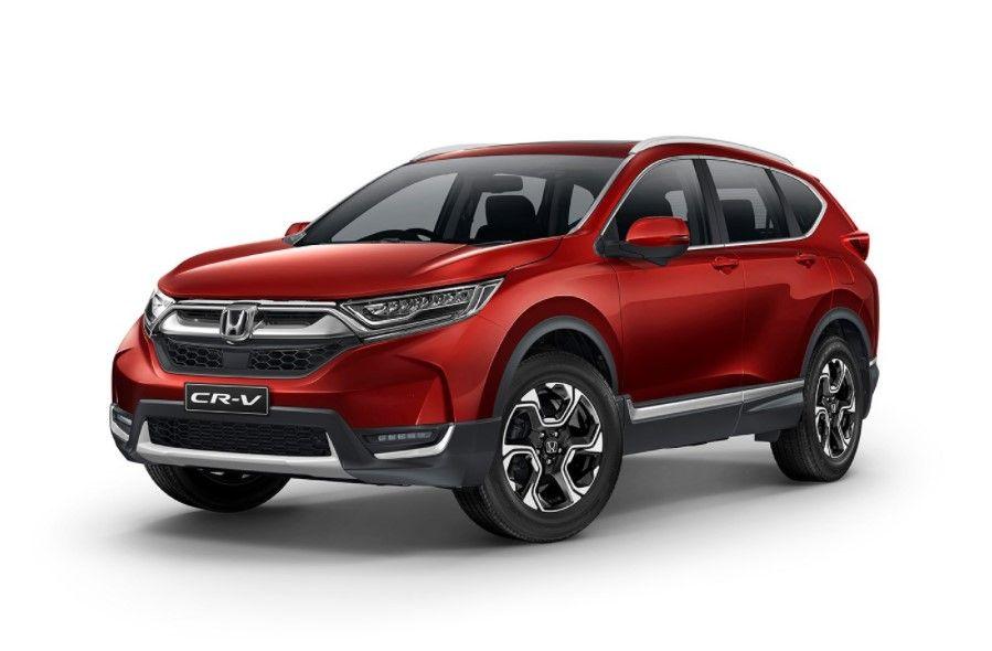 2020 Honda Cr V More Powerful And Elegant Design Price Mobil