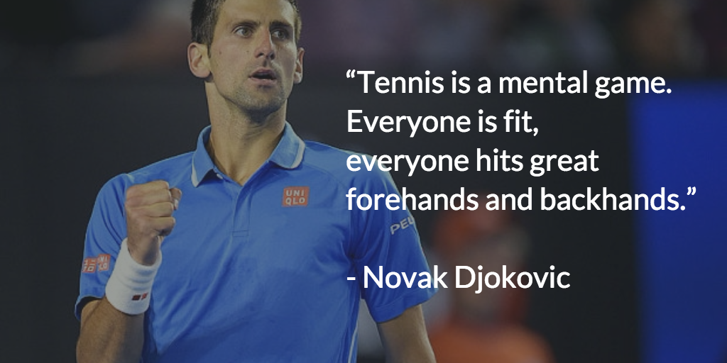 Novak Djokovic Quote Novak Djokovic Tennis Stars Mens Tops