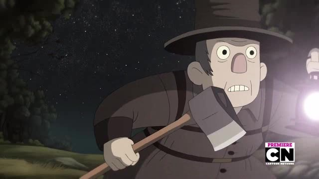 over the garden wall episode 1 the old grist mill watch cartoons online watch anime online english dub anime - Over The Garden Wall Episodes