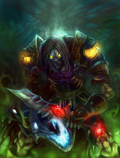 Undead Rouge By Heewonlee On Deviantart World Of Warcraft Warcraft Warcraft Art