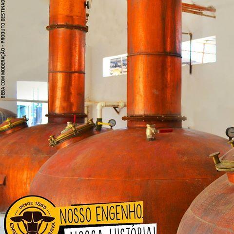 A Nossa Cachaca Matuta E Destilada Tradicionalmente Em Alambiques
