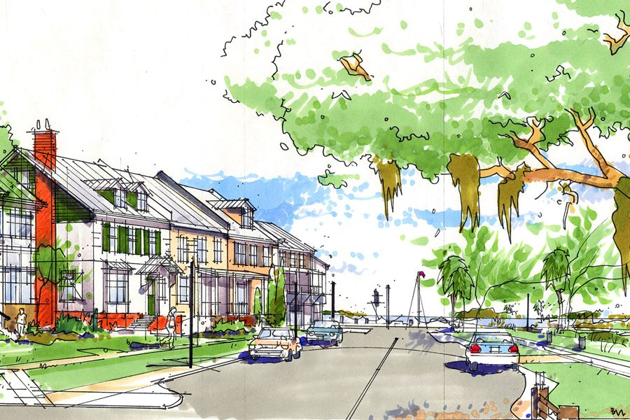 Port of Port Royal Redevelopment Plan - Waterfront Residential Redevelopment