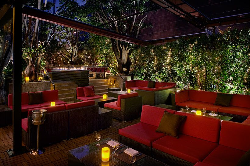 Located On Main Street In Santa Monica, Shubin + Donaldson Architects  Designed The Exterior And · Outdoor RestaurantPatio ...