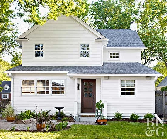 Choose The Best Material For Your Home S Exterior With Our Guide To Siding Options Siding Options House Siding House Siding Options