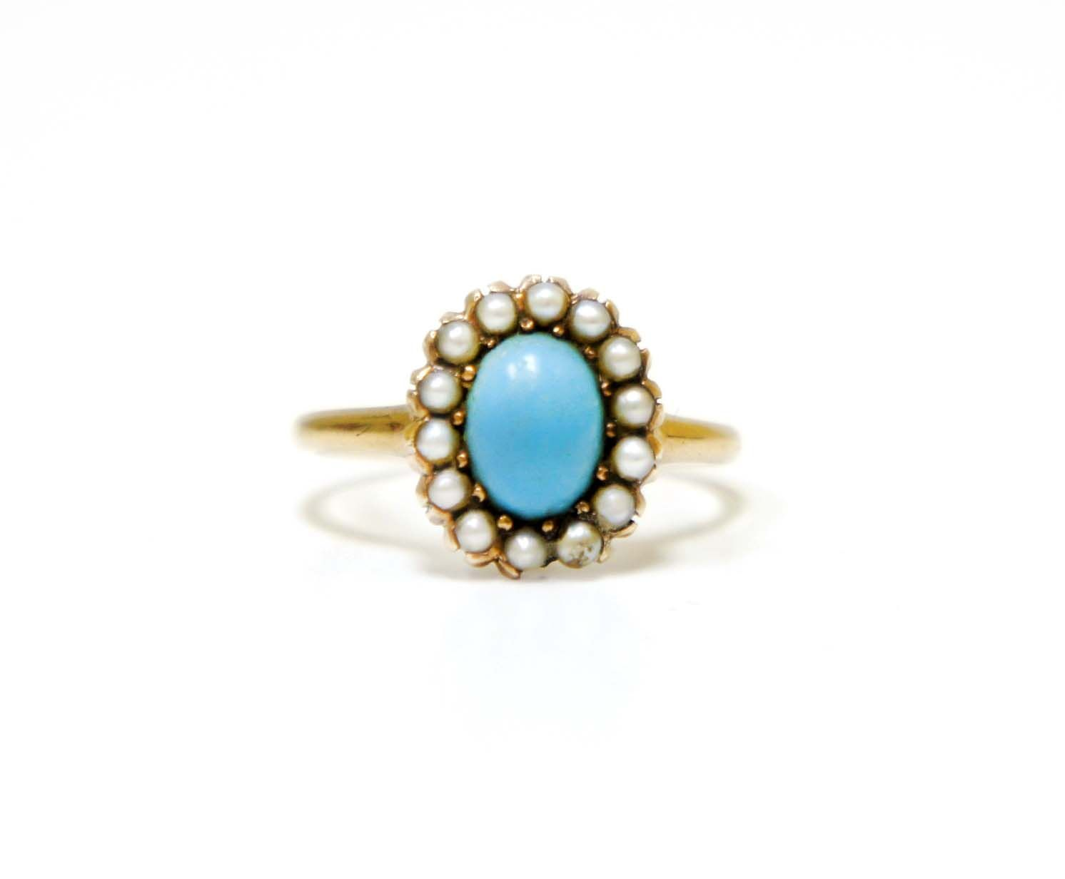 Explore Turquoise Wedding Rings And More!