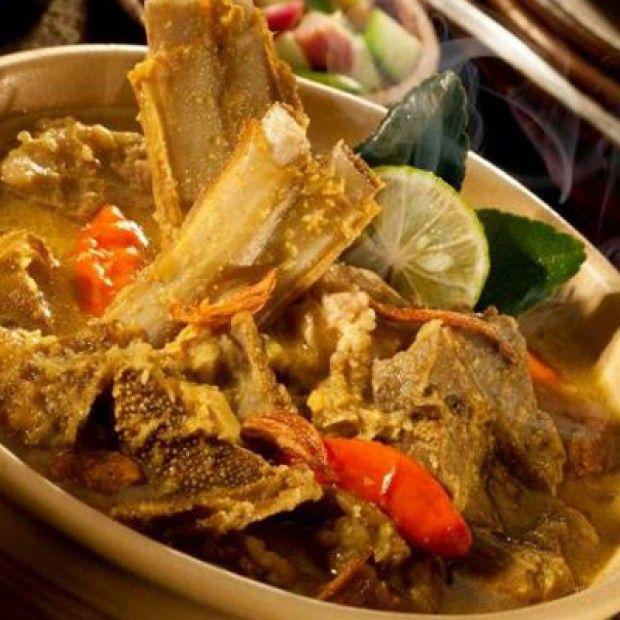 Tengkleng Klewer Resep Masakan Resep Vegetarian Resep Makanan
