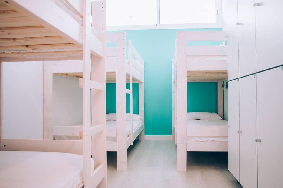 Palma Port Hostel Un Verano A Todo Lufe