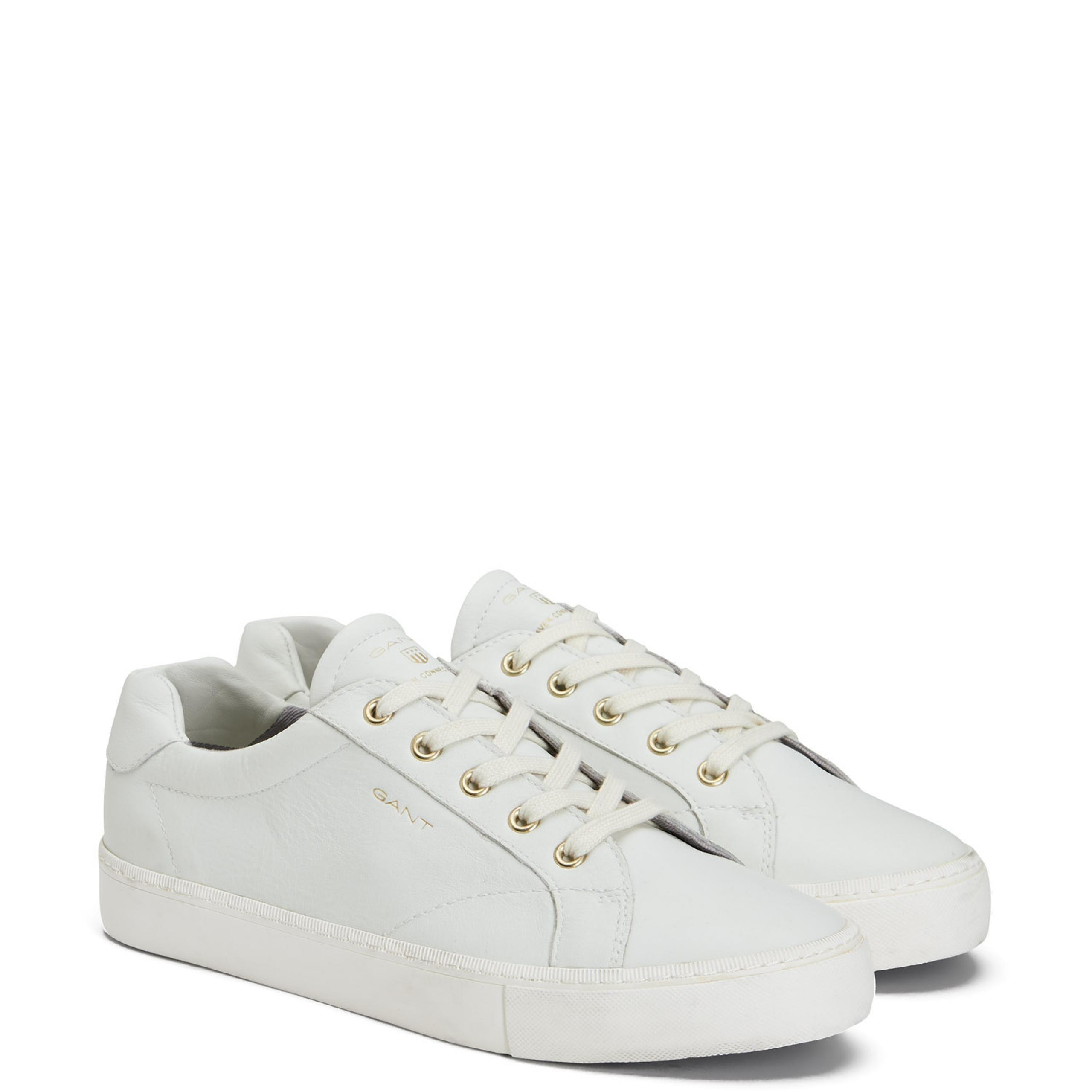 Alice Sneakers Vita Sneakers Sneakers Logotyp
