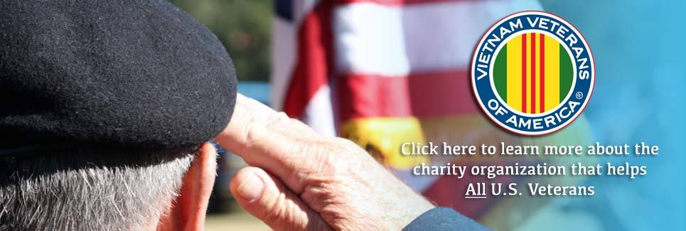 Vietnam Veterans Of America To Donate Items Schedule A Time For