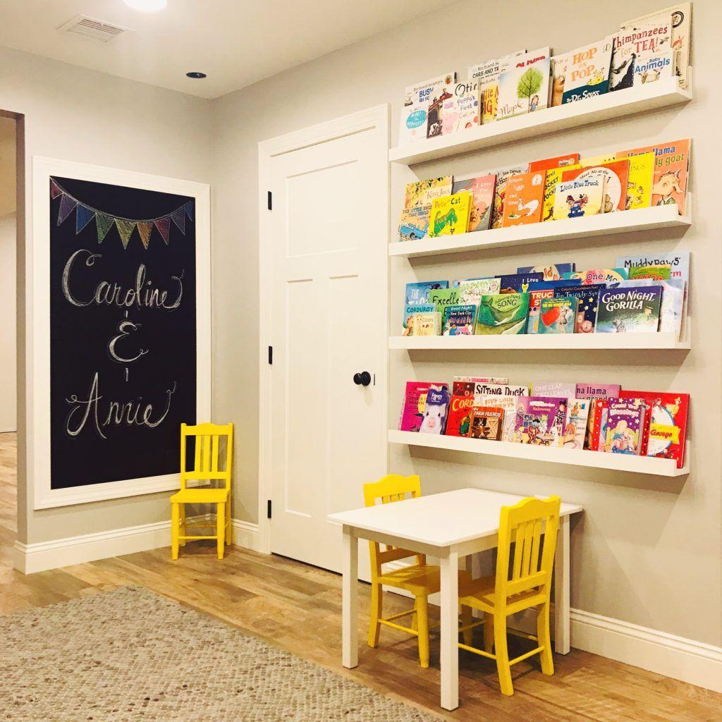 Playful Playroom Project Nursery Playroom Wall Decor Yellow Playroom Playroom
