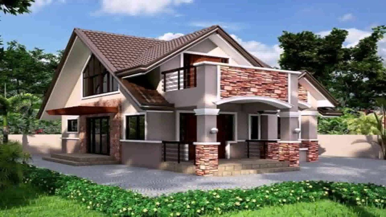 Latest Bungalow House Design In The Philippines Philippines House Design Modern Bungalow House Bungalow House Design
