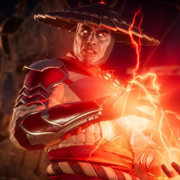 Raiden Mortal Kombat 11 4k 3840x2160 Wallpaper Mortal Kombat