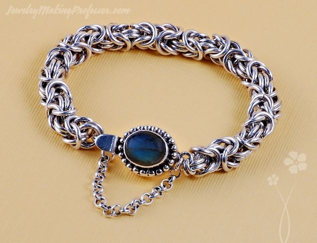 Beautiful Chain Maille bracelet chainmaille Chainmaille Jewelry