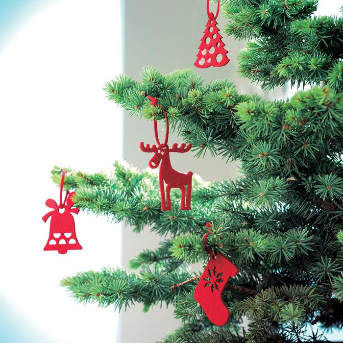 Como Hacer Espigas De Navidad