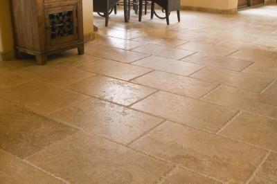 Large Rectangular Travertine Tile Floor Patterned Floor Tiles Stone Flooring Natural Stone Flooring