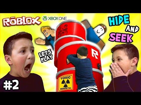 Let S Play Roblox 2 Hide And Seek Extreme W Mike Fgteev Xbox