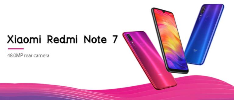 Black Friday 2020 Deals Xiaomi Redmi Note 7 4g Xiaomi Note 7 Phablet