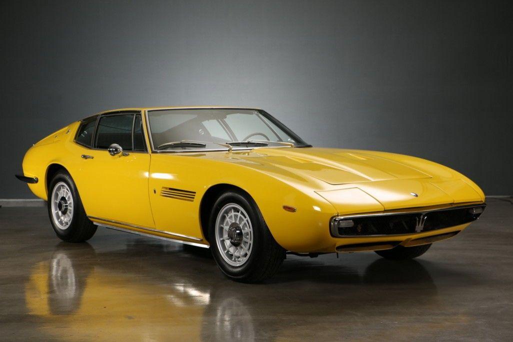 1969 Maserati Ghibli 4,7 ltr. Coupe | Oldtimer | Pinterest ...