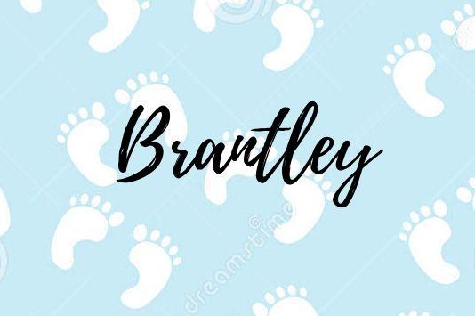Cute Baby Names Boy Brantley