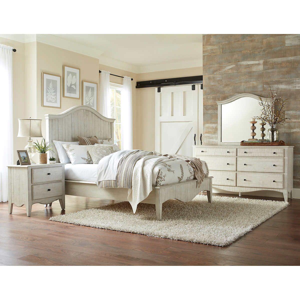 Altrette 5piece Queen Bedroom Set in 2020 Bedroom sets