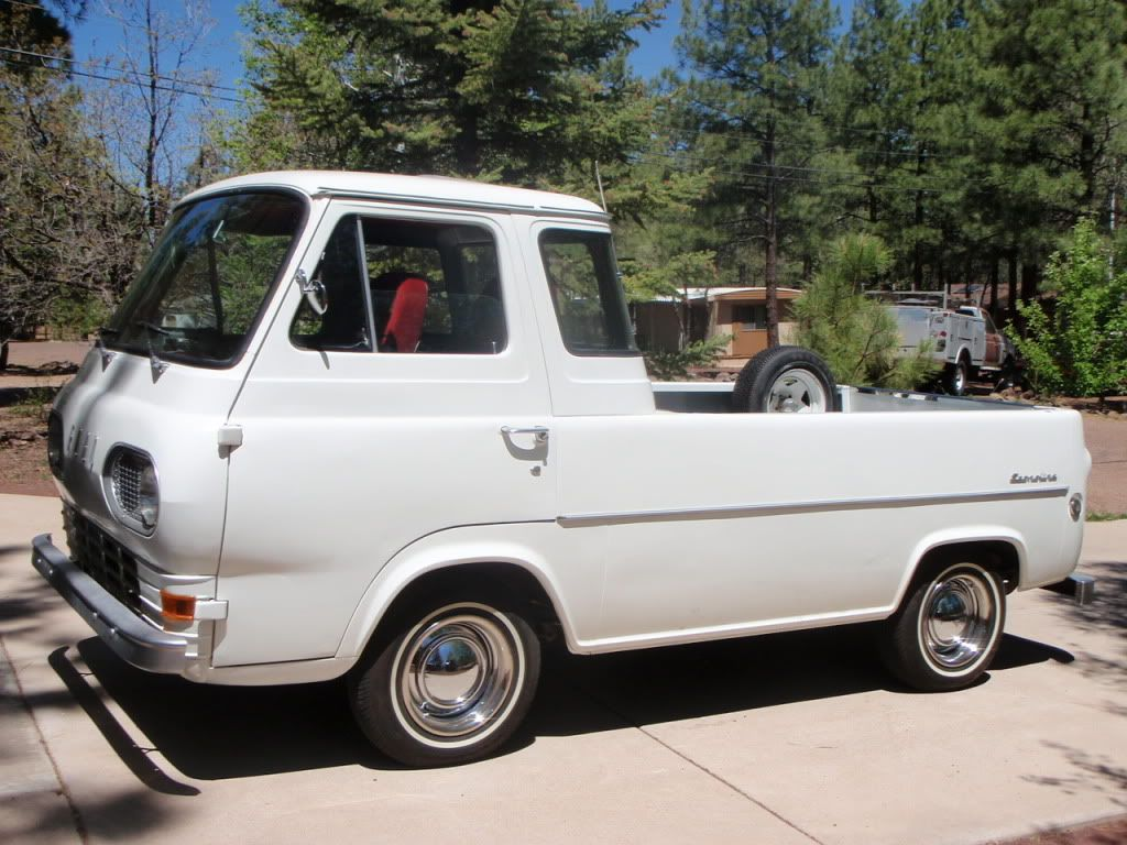 1964 Ford Econoline Pick Up The Mad Modeller 1964 Ford Ford