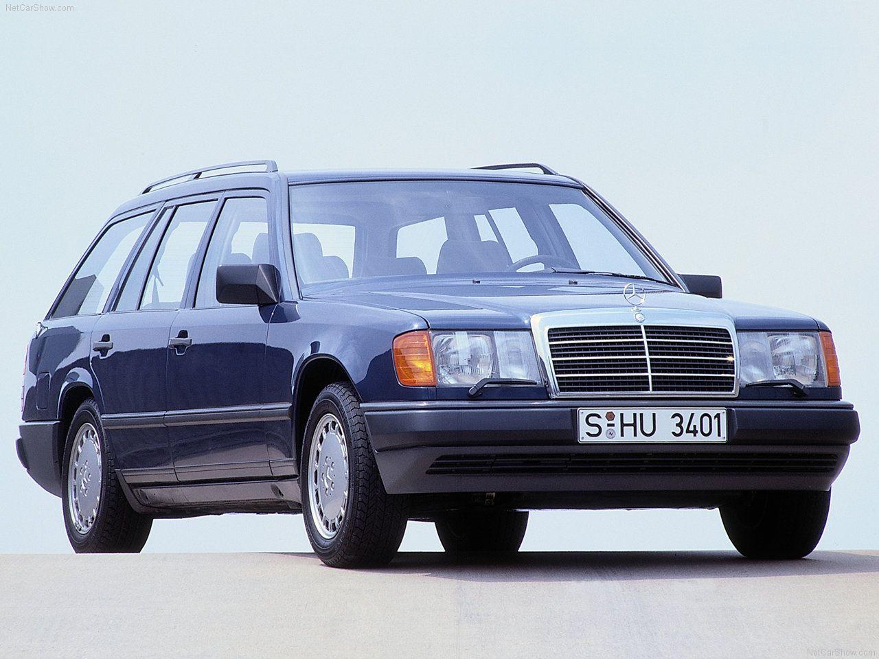 Mercedes-Benz 200-300/E-Class Estate 1988 (S124 series)  | Other