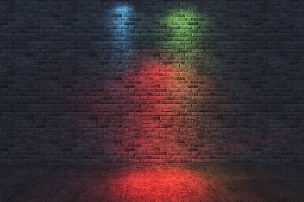 street scene brick wall background dark scream pinterest brick