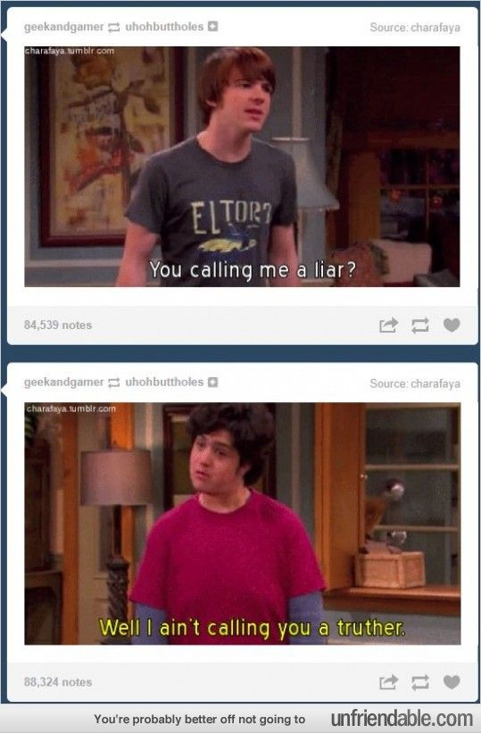 Tumblr - Drake and Josh on my Dash