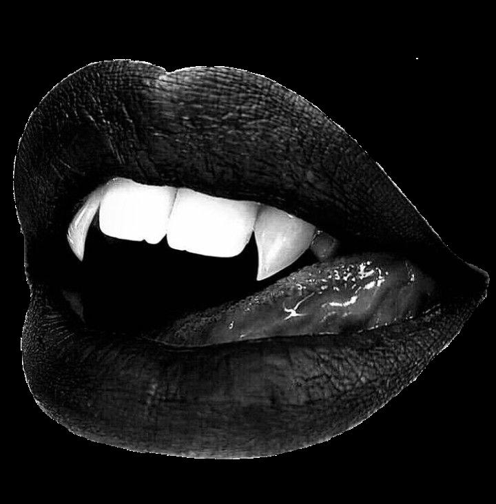 Vampire Fangs Png Gothic Aesthetic Vampire Goth Aesthetic