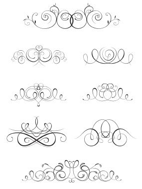 free ornate vector swirls free vector downloads free vector