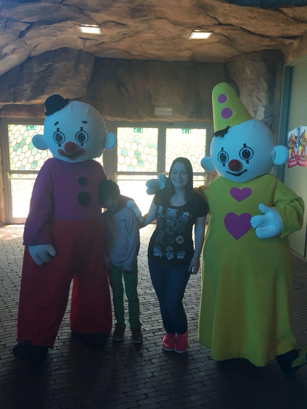 Plopsa Indoor Smurfs Character Fictional Characters