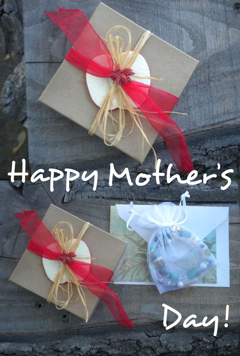 mothers day creative gift wrapping