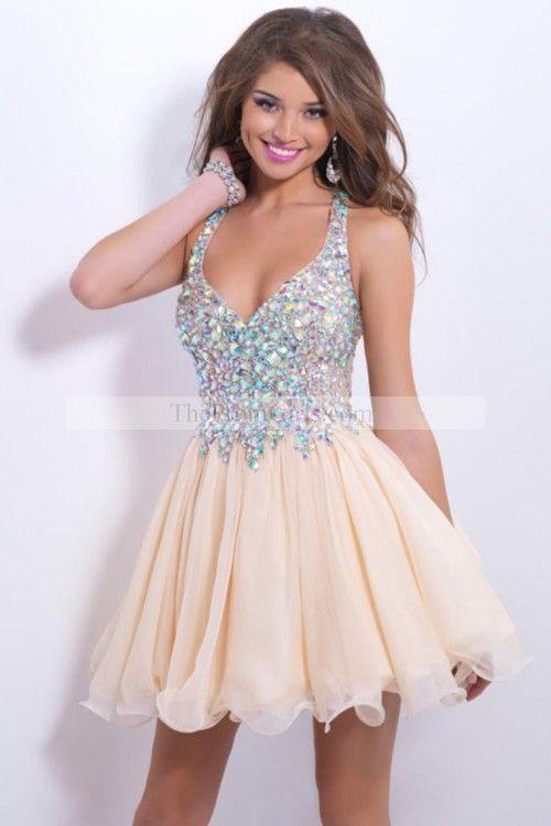 Beautiful Short Prom Dresses