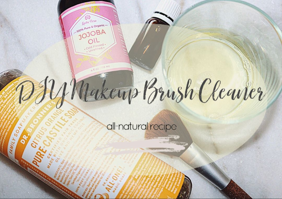 Photo of DIY Makeup Brush Cleaner | The Leisure of Living
