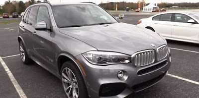 2017 Bmw X5 50i Review
