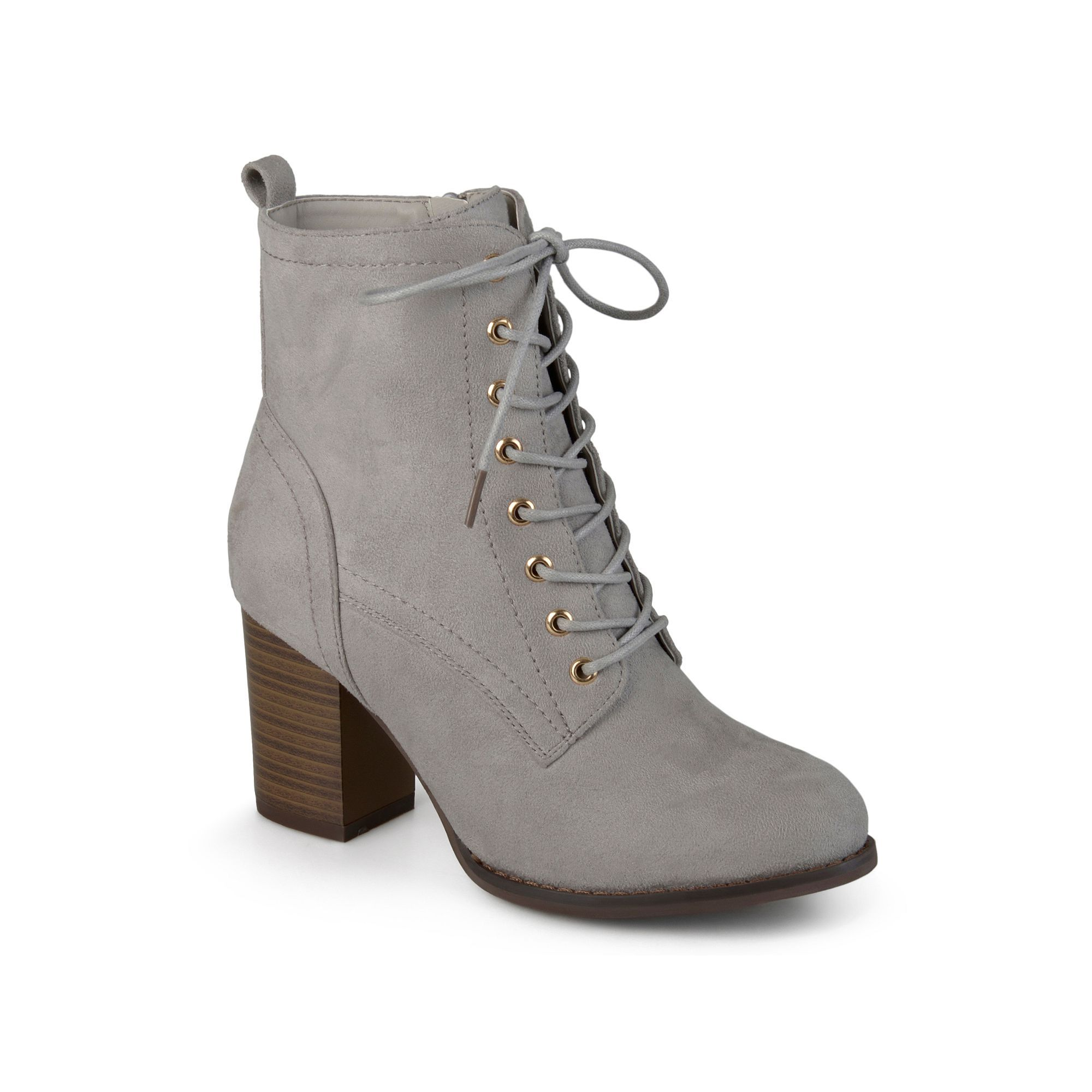 67cc2bafc151 Journee Collection Baylor Women s Block Heel Ankle Boots