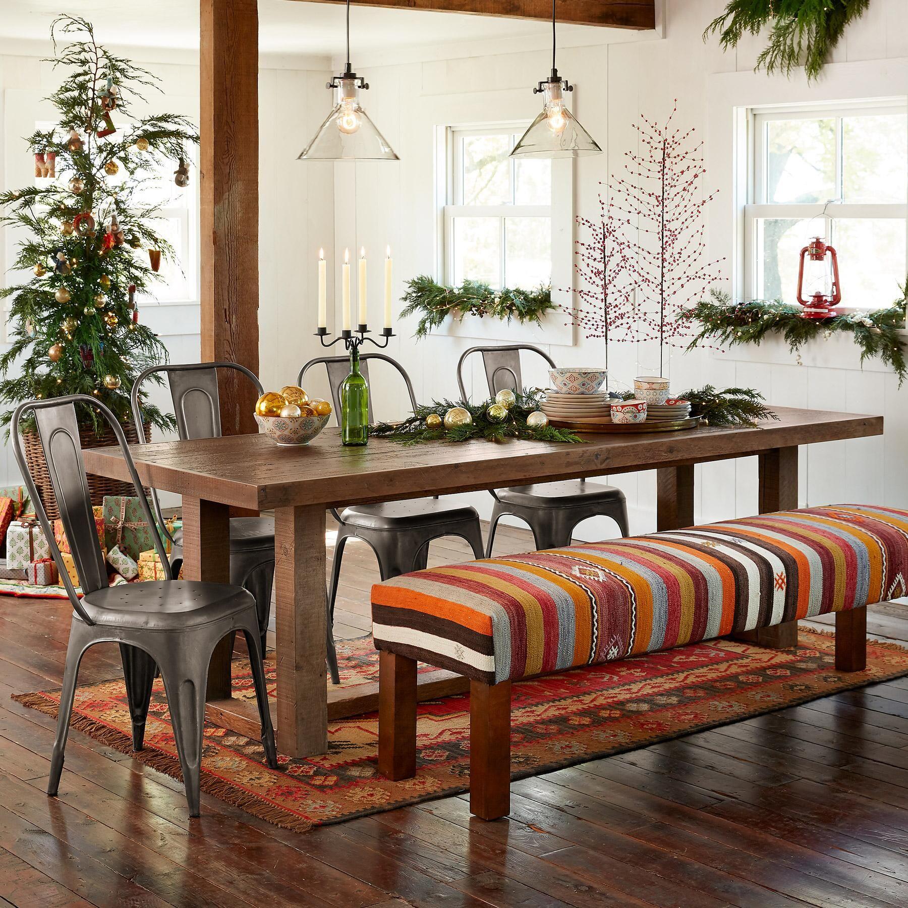 Urban Evolutions Barnstead Dining Table Picked From Sundance