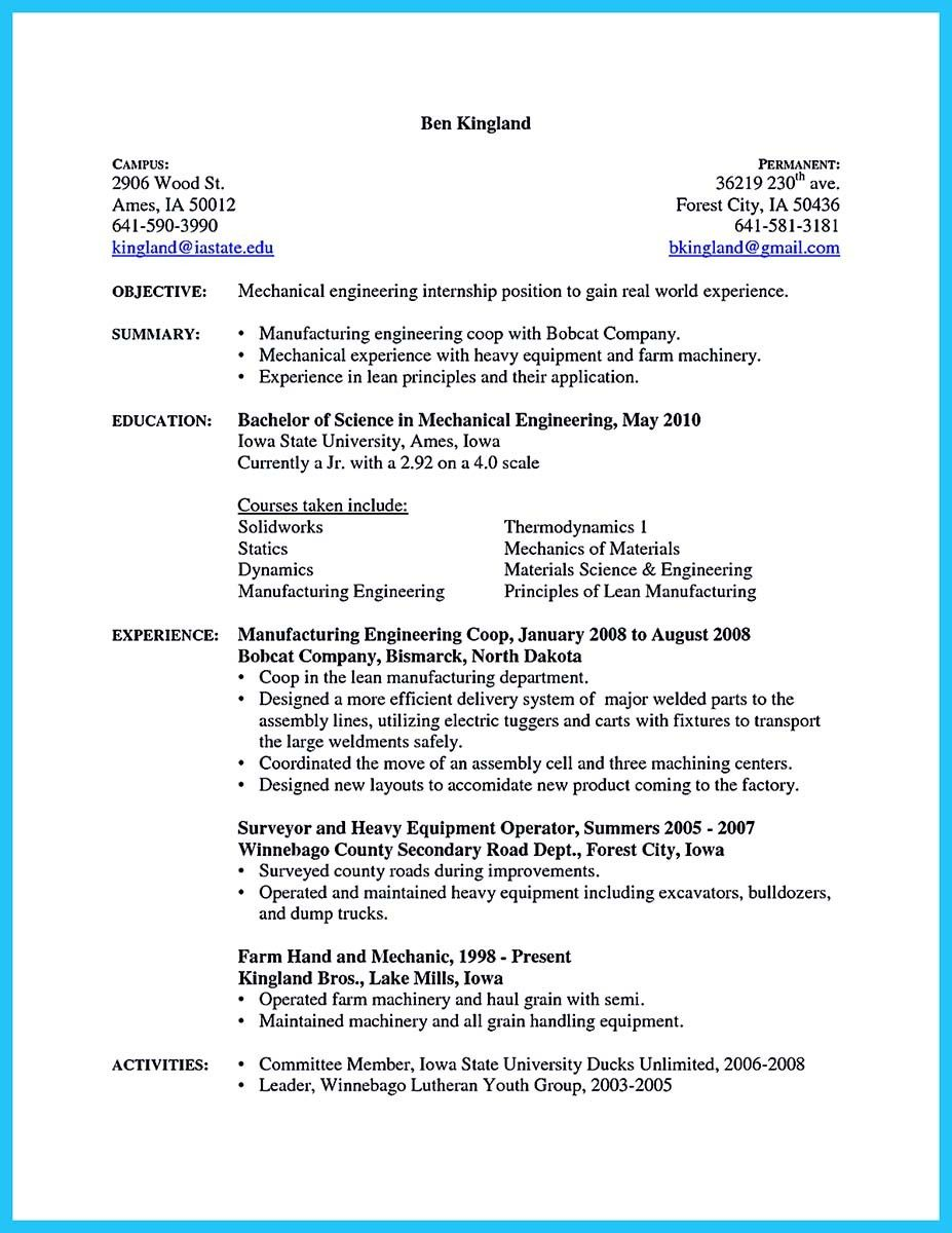 Automotive Resume Cool Arranging A Solid Automotive Resume Check More At Http .