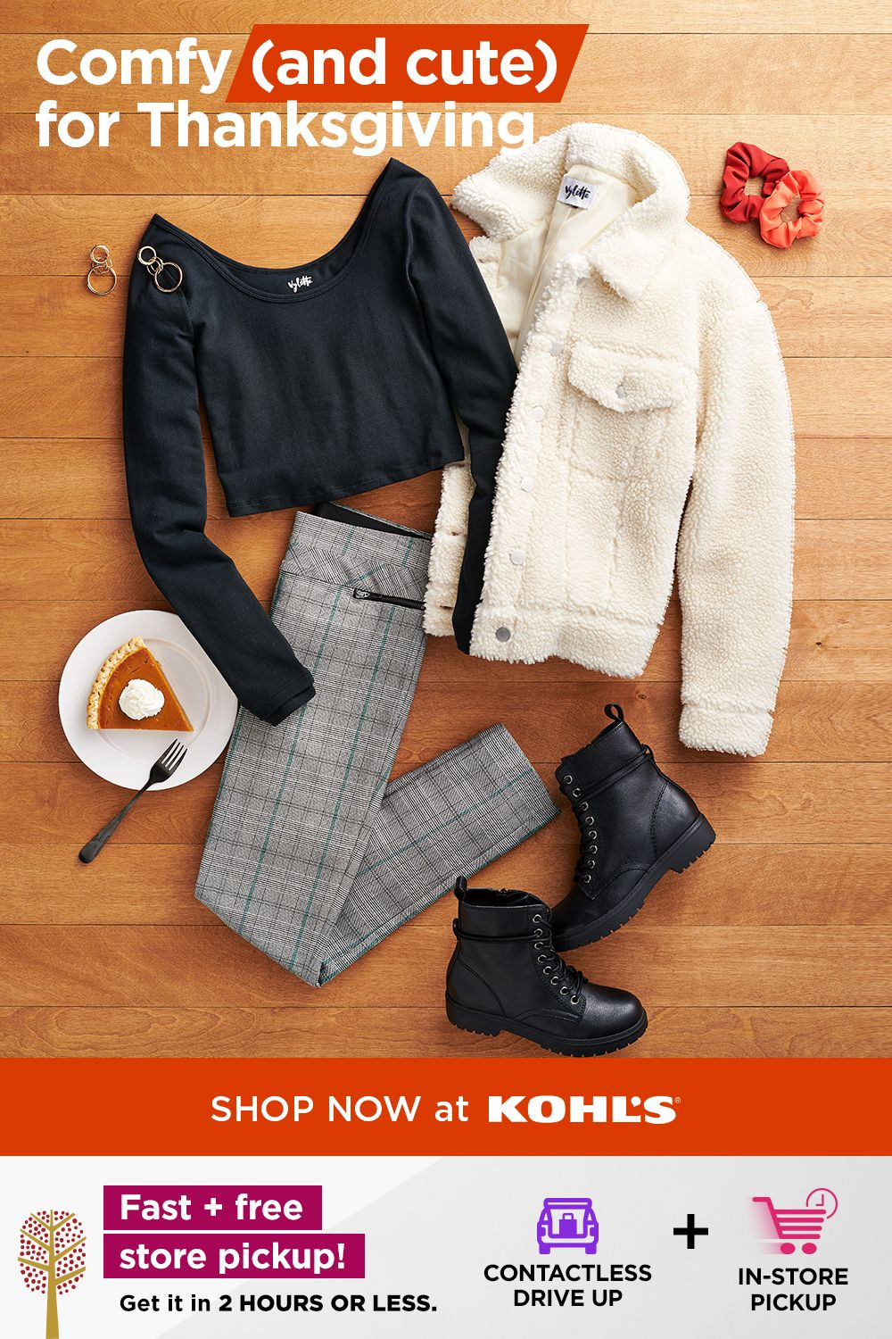 Find Thanksgiving Outfits At Kohl S In 2020 Junior Outfits Outfits For Teens Thanksgiving Outfit